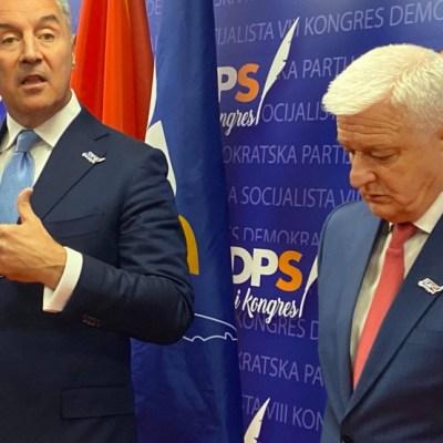 Najviše predloga za Đukanovića, Markovića i Vukovića