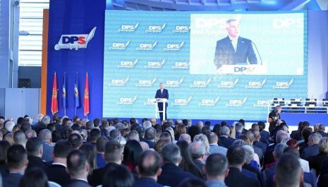 Predsjedništvo DPS-a: Milo Đukanović kandidat za predsjednika, za potpredsjednike Vuković, Rakočević, Eraković, Damjanović…