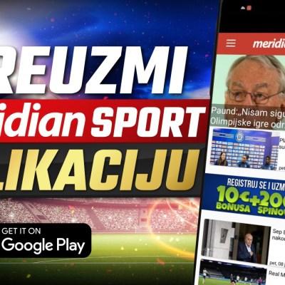 Budi u toku sa aktuelnim sportskim dešavanjima – instaliraj novu sport portal aplikaciju!