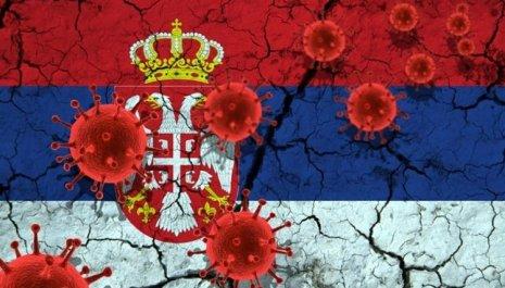 U Srbiji za dan preminulo 20 osoba, više od 1.300 zaraženih