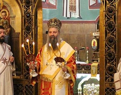 Patrijarh Porfirije u manastiru Jasenovac: Nema veće pravde od postojanja svetinje na ovom mestu