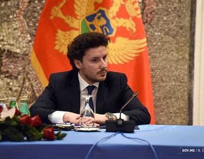 Abazović čestitao stupanje na dužnost premijeru Italije Mariju Dragiju