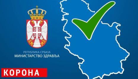 U Srbiji preminulo još 17 osoba, novih 3.460 slučajeva zaraze