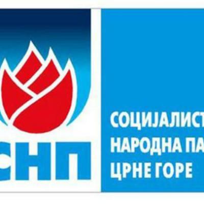 SNP CG: Katnić je poslednja osoba koja ima moralnog, tužilačkog, pravnog ili bilo kog drugog osnova da uslovljava i ucjenjuje novu crnogorsku Vladu