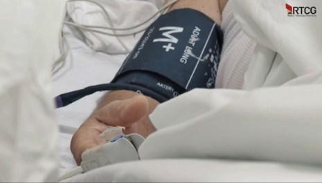 KCCG: 65 pacijenata kritično