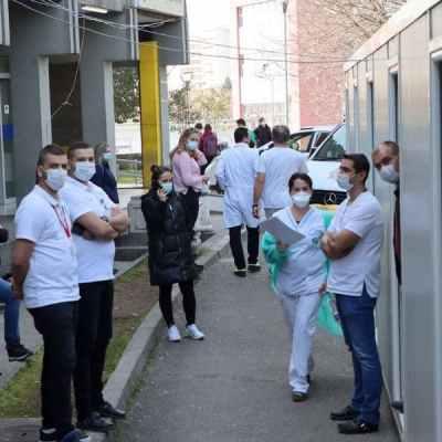 Vakcinisana tek petina medicinskih radnika