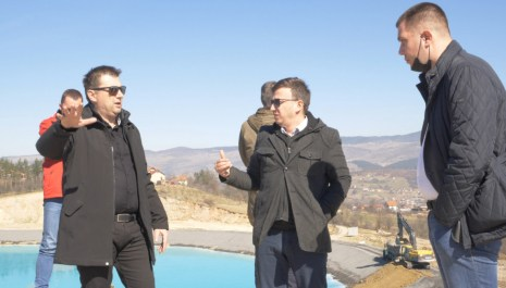 Otklonjena mogućnost prelivanja otpadnih voda iz jalovišta Maljevac