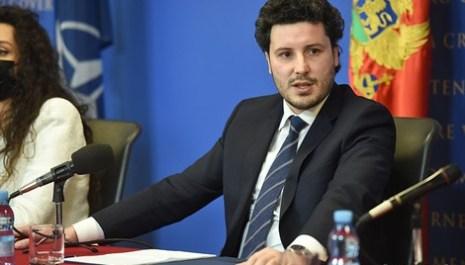 Abazović: Samo uz određenu dozu žrtve možemo pomoći Crnoj Gori