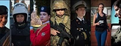 U Vojsci Crne Gore 14,7% žena