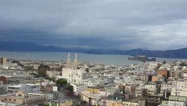 A Room with a View, SF Hilton