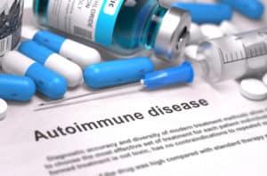autoimmune diseases coexist with MPNs
