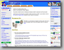 Snapshot of Bureau of Local employment web site in shadow background