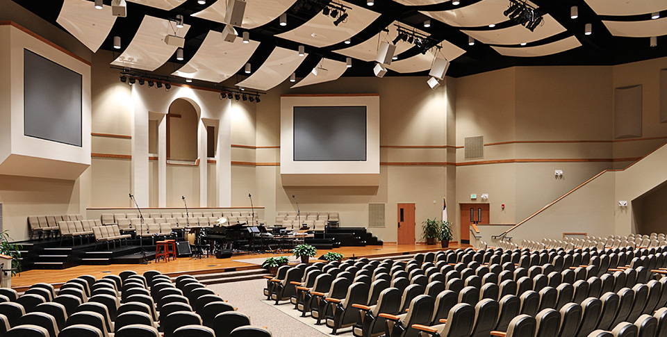 Taylor Road Baptist Church New Sanctuary Pwba Architects Com