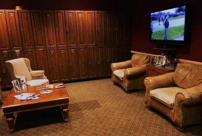 Locker Room Persimmon Woods Golf Club