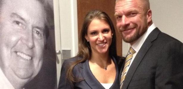 Stephanie Mcmahon Triple H Wedding