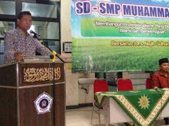 Ketua Majelis Dikdamen PCM Krembangan Izza Anshori
