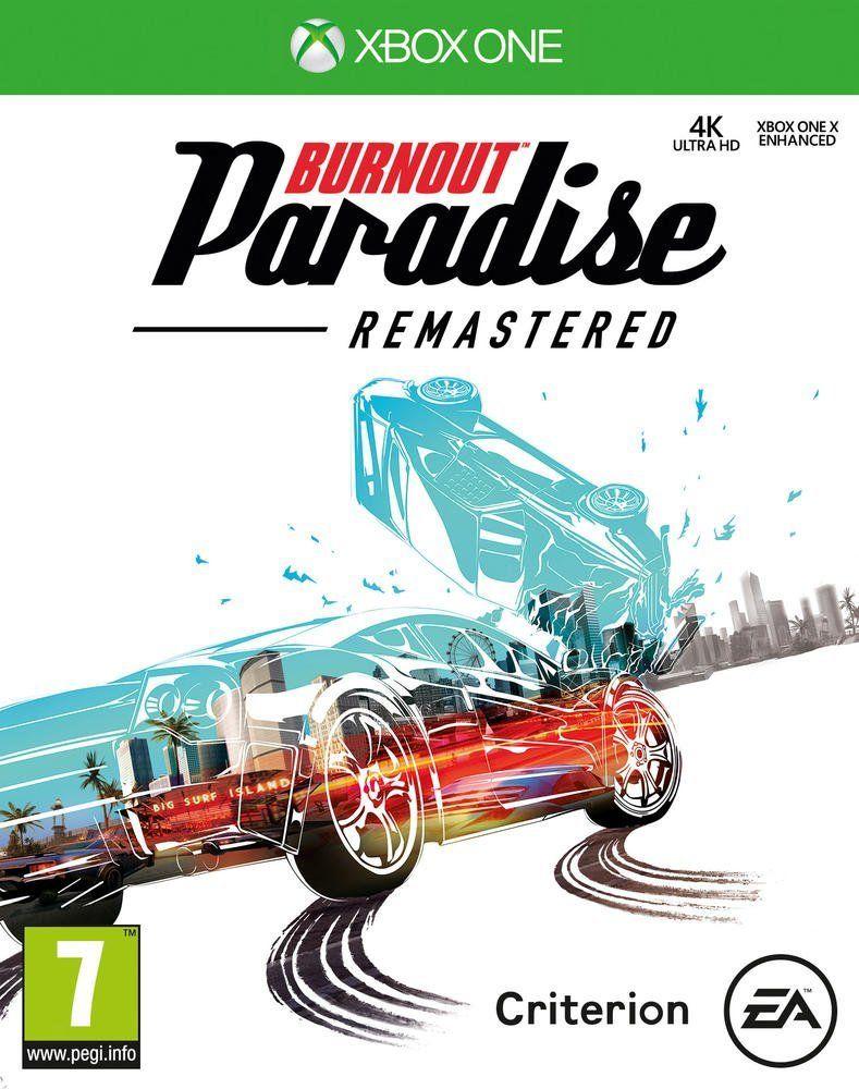 Burnout Paradise Remastered Xbox OneNew Buy From