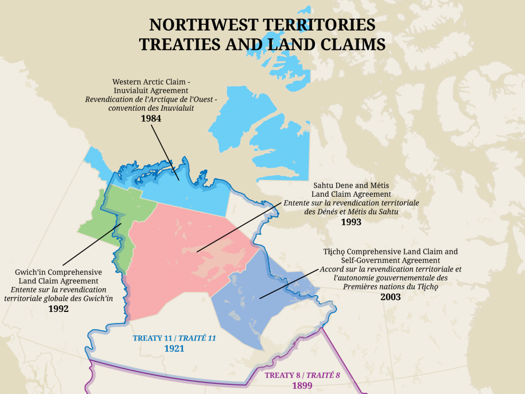 Territorial Evolution Of The Northwest Territories Pwnhc