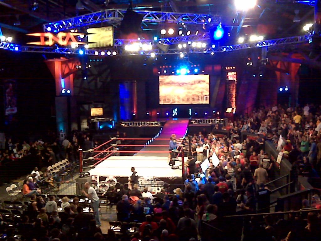 TNA iMPACT! Zone