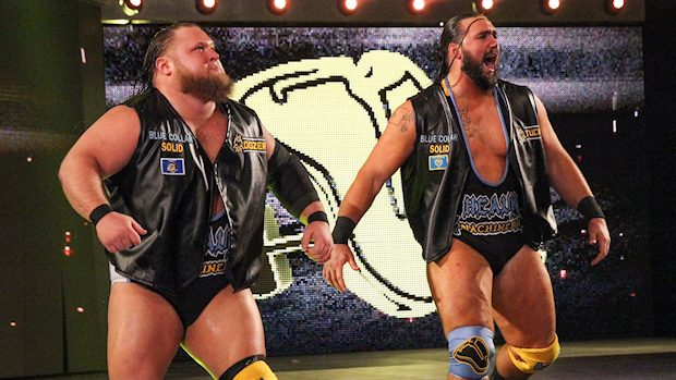 Image result for Heavy Machinery www.wwe.com