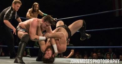 CWF Worldwide: Trevor vs Day vs Justice vs Andrews vs Garrett vs Otto