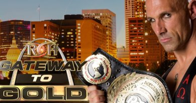 "ROH ""Gateway to Gold"" Results"