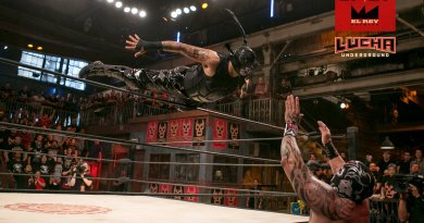 Lucha Underground 8/16/2017 Review: The Cup Runneth Over