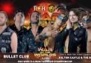 ROH War Of The Worlds UK Edinburgh Review