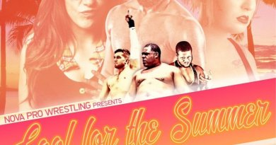 NOVA Pro Wrestling:  Cool for the Summer Review