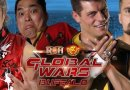 ROH 10/13/2017 Global Wars Pittsburgh Review