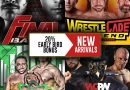 New arrivals on FITE: ROH, Defiant(fka WCPW), EVOLVE and more