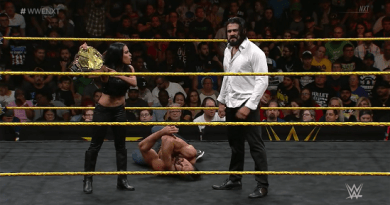 NXT Review 11/15/17: Cien Is Believing