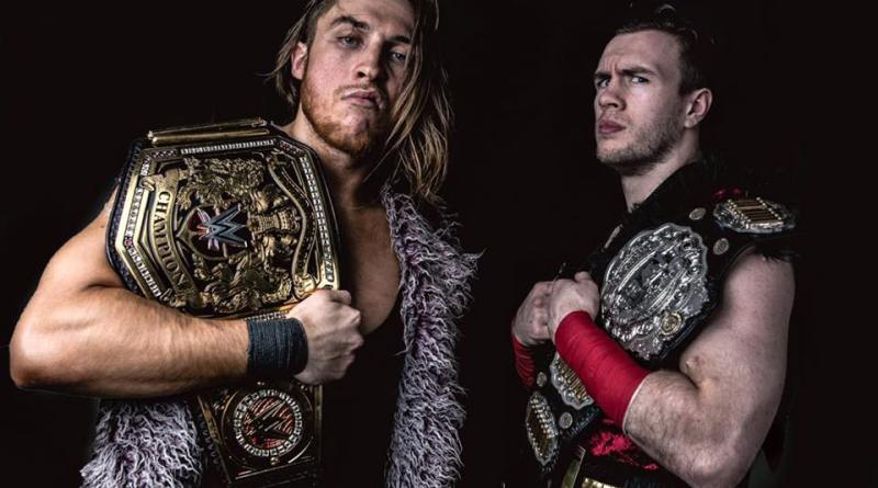 Image result for IPW Dunne Ospreay