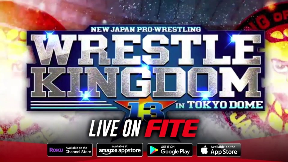 NJPW Wrestle Kingdom 13 Full Fight Card and press conference