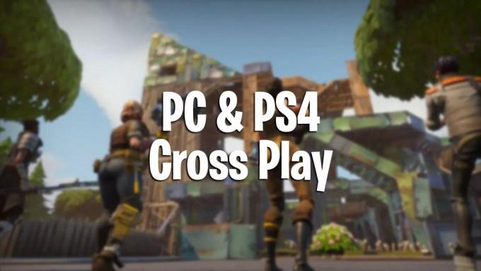 Cross Platform Games Xbox One Pc Fortnite Gameswalls Org