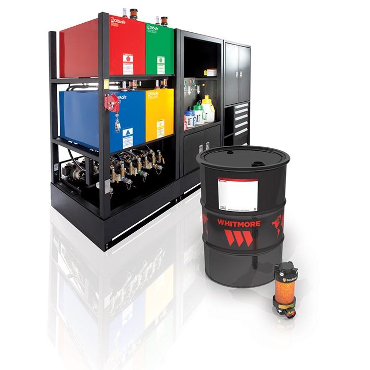 OilSafe Bulk Oil System