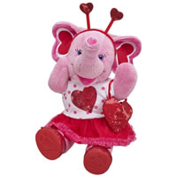 Valentines Elephant Build A Bear