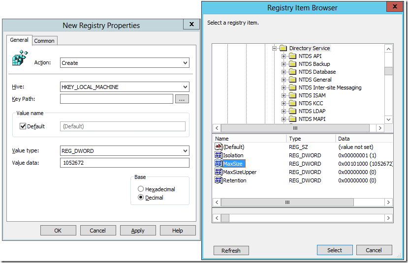 2 ways to customise Event Viewer