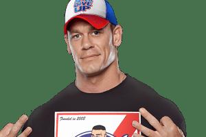 John Cena 2016 merchandise line (photo - WWEShop.com)