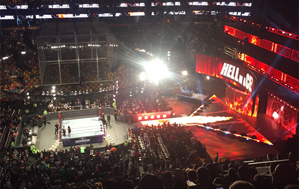 Keller S Wwe Hell In A Cell Ppv Report 10 30 Owens Vs