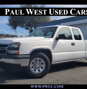 2007 Chevrolet Silverado Gainesville FL