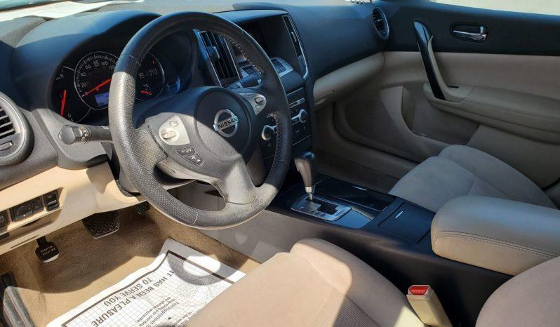 2014 Nissan Maxima S full