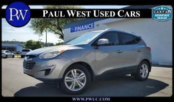 2012 Hyundai Tucson GLS Gainesville FL