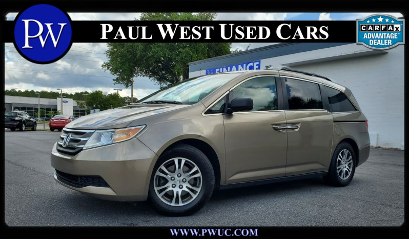 2012 Honda Odyssey EX-L Gainesville FL