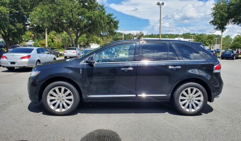 2013 Lincoln MKX full