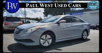 2014 Hyundai Sonata GLS Gainesville FL