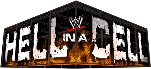 Image result for hell ina cell 2009 logo