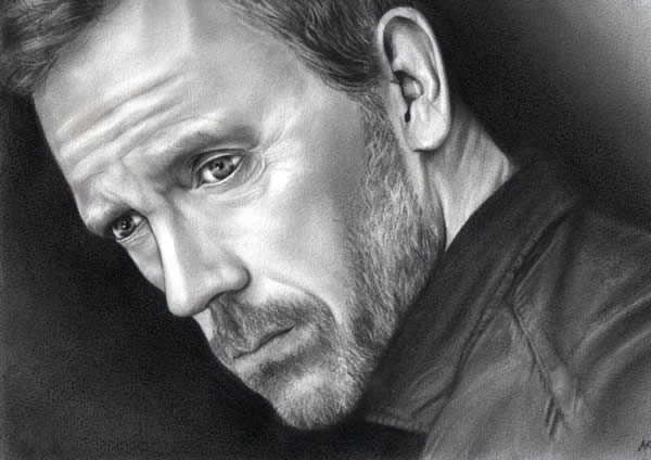 "Hugh Laurie ""House MD"""