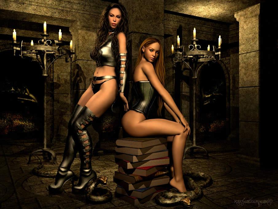Jezebel and Georgina