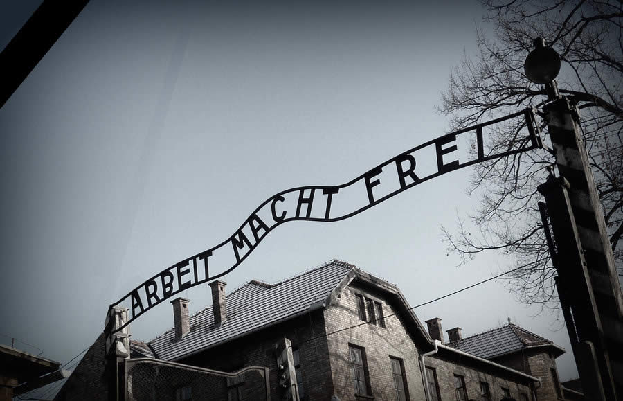 Auschwitz in Poland